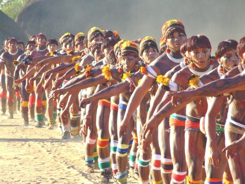 Conheça o Tupi no Português do Brasil!